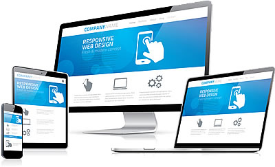Website im Responsive Design